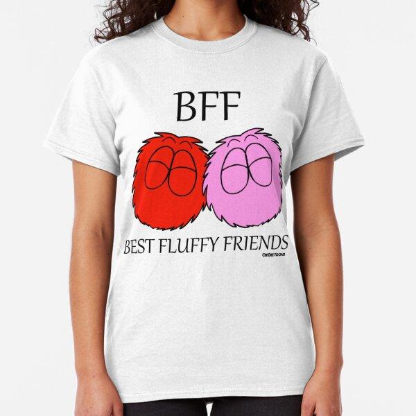 Best Fluffy Friends - Fluffballs Classic T-Shirt