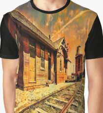 1880 Town Graphic T-Shirt
