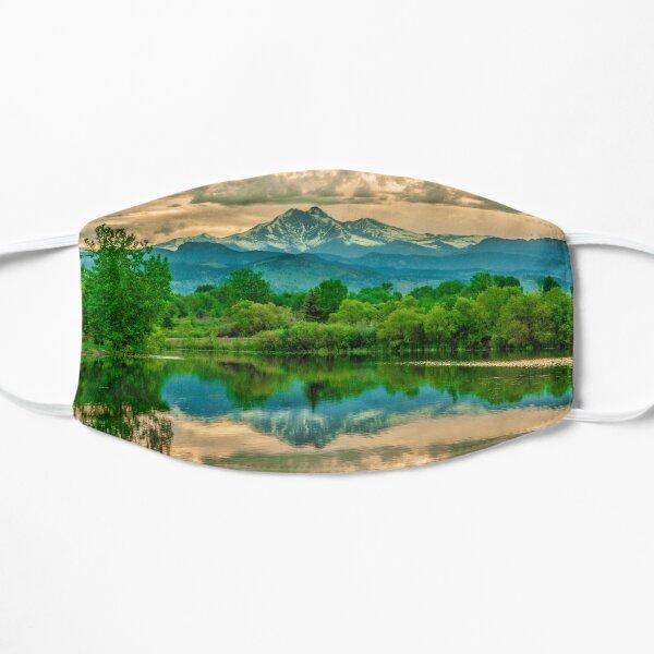 Golden Ponds Reflections  Mask
