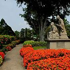 Chinese Gardens     Singapore by sandysartstudio