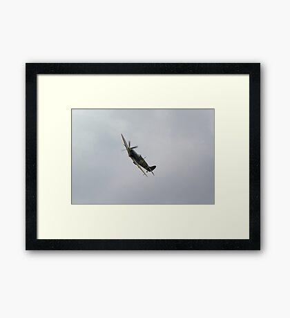 Spitfire Mk 5 Framed Print