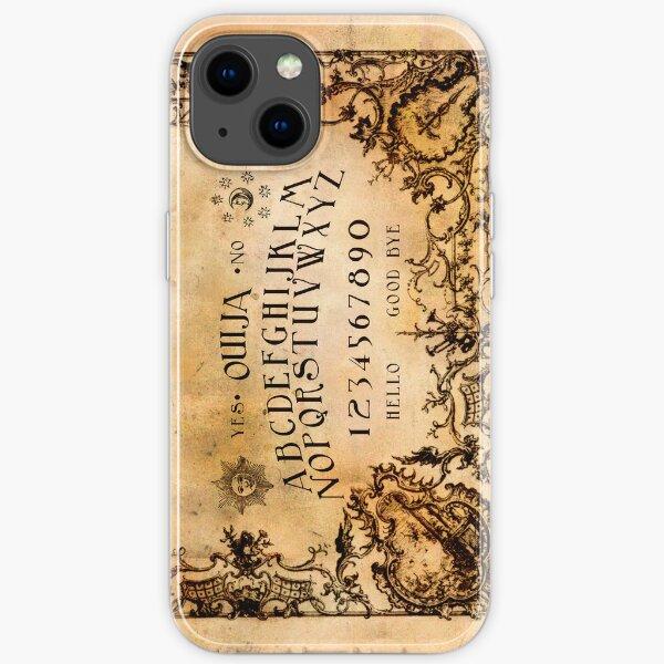 Ouija Phone iPhone Soft Case