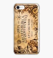 Ouija Phone iPhone Case/Skin