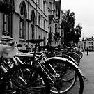 Broad Street, Oxford - Bicycles by rsangsterkelly