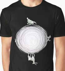 Inverted Marauders Moon Graphic T-Shirt