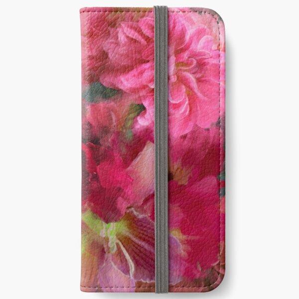 Blushing iPhone Wallet