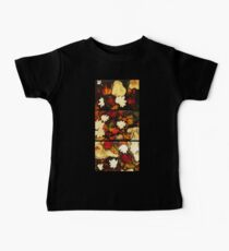 Autumn in Water -tryptich Kids Clothes