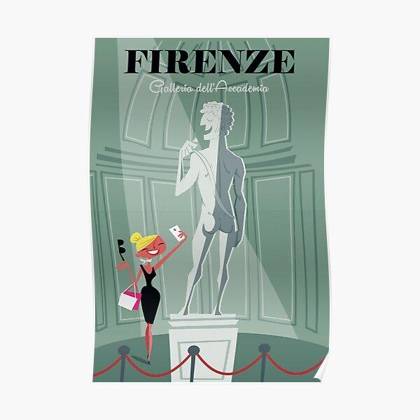 Firenze poster Poster