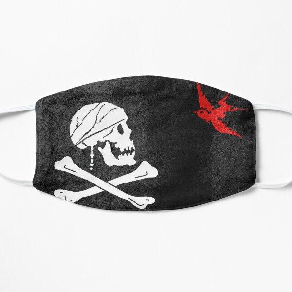 Captain Jack Pirate Flag Black Mask