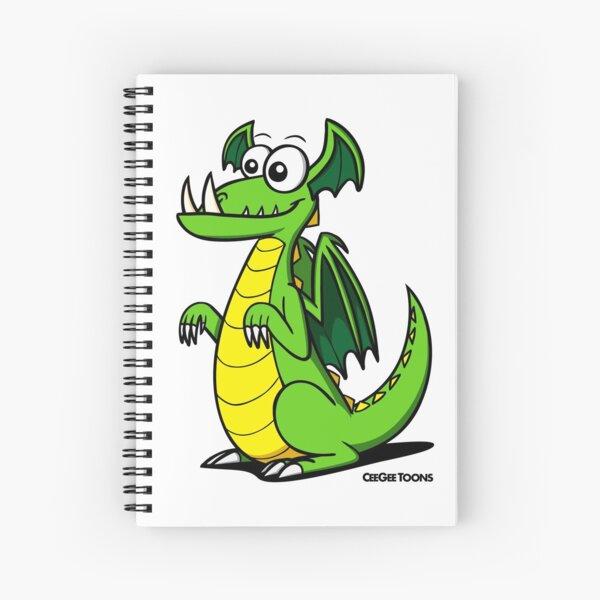 Pet Dragon Spiral Notebook
