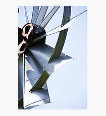 Wind Power Photographic Print