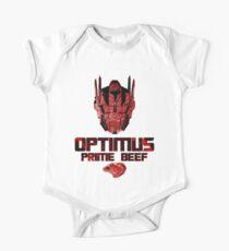 Optimus Prime Beef Kids Clothes
