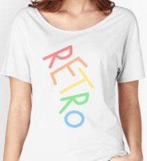 Retro! Women's Relaxed Fit T-Shirt