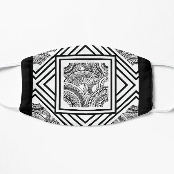 Boundaries Mandala - by SimmyGhatt Mask