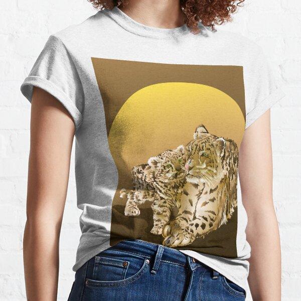 Amur Leopard Love Classic T-Shirt