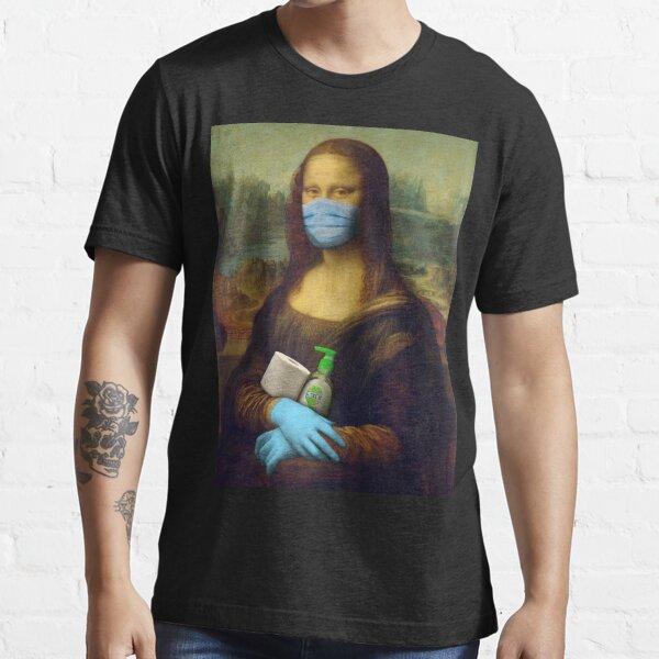 2020 La Joconde T-shirt essentiel