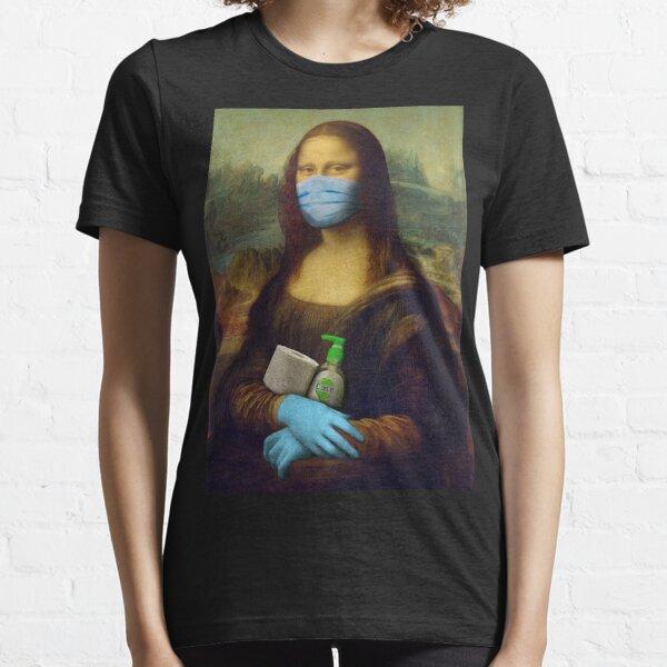2020 Mona Lisa Essential T-Shirt