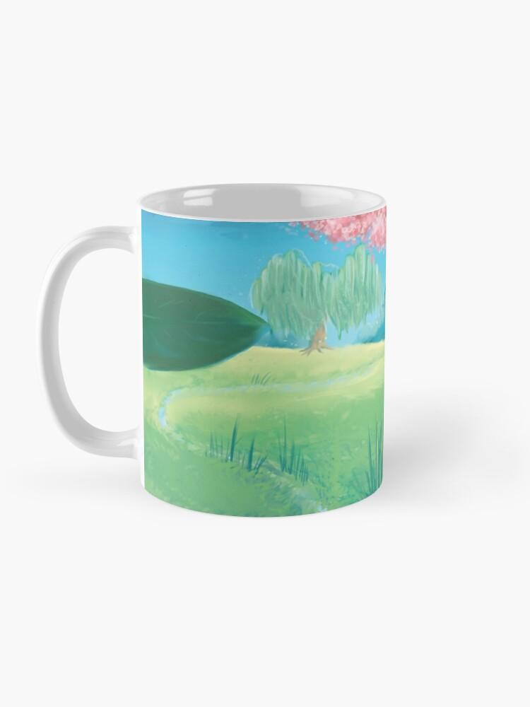 Alternate view of Spring Mug