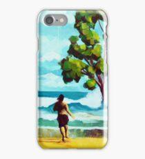 Returning Home iPhone Case/Skin