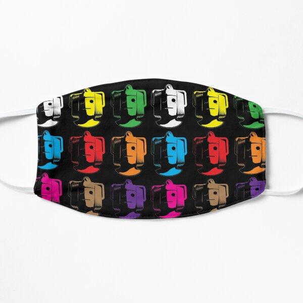 Cyberman pop art Mask