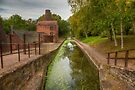 Shropshire Canal by Adrian Evans