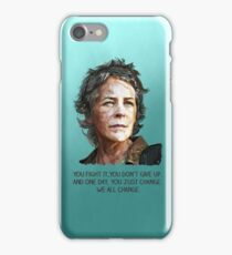We All Change iPhone Case/Skin