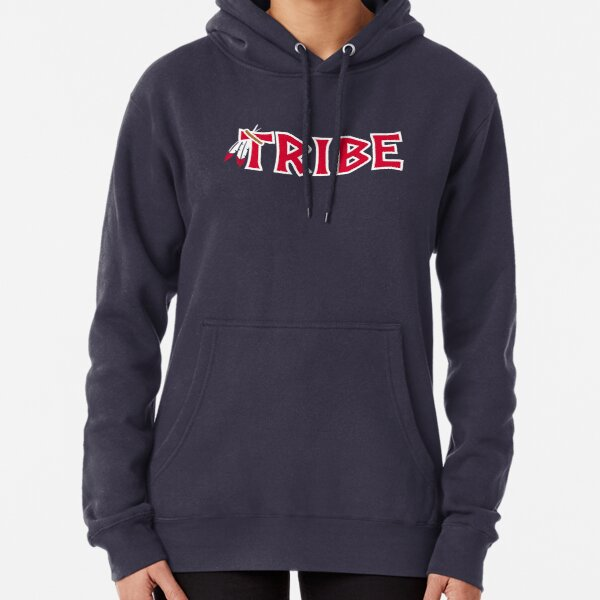 Tribe - Navy Pullover Hoodie
