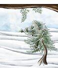 Winter White by Barbora  Urbankova