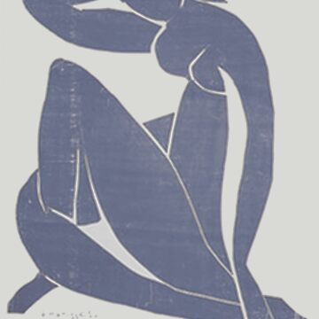 Matisse - Blue Nude 2 (2) by MiMaMoo