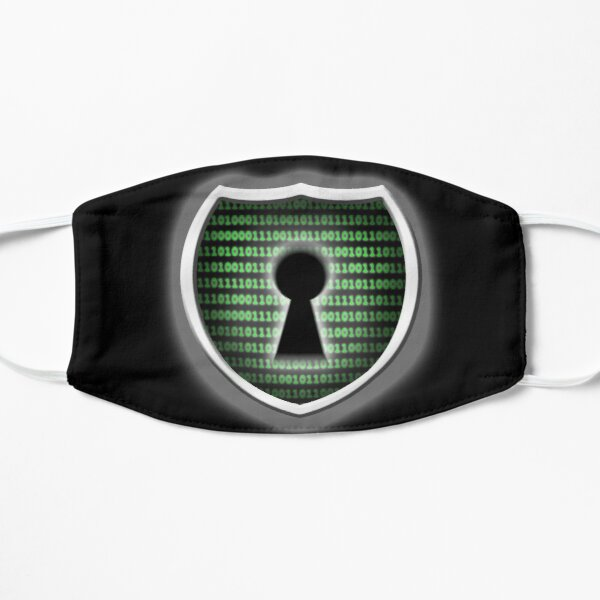 Cyber Defense Small Mask