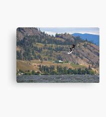 Air Rider Canvas Print