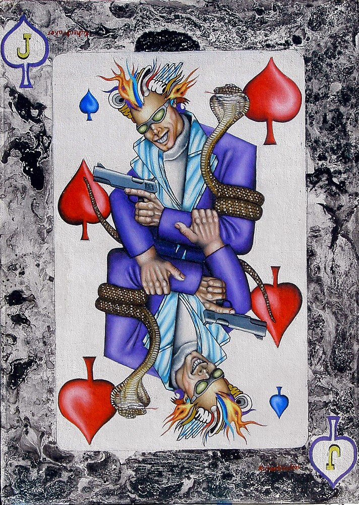 Jack of Spades by jasun100