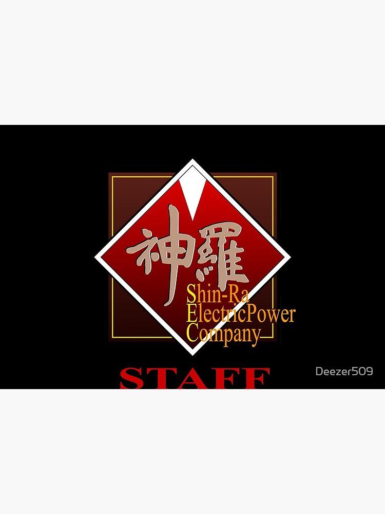 Power Company - Staff  by Deezer509