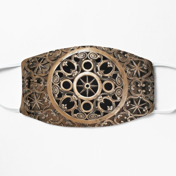 ancient metal object Mask