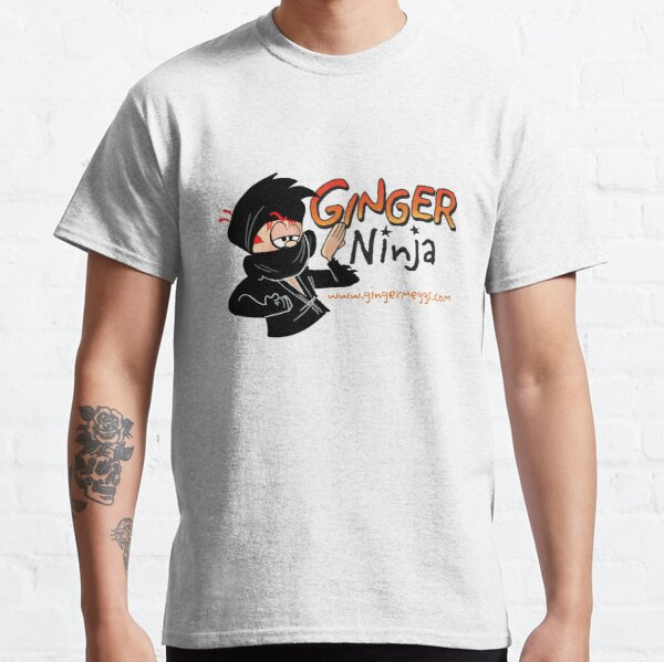 Ginger Ninja Classic T-Shirt