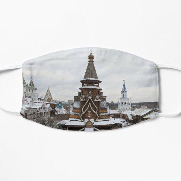 Izmaylovo Kremlin, Moscow in Winter Small Mask