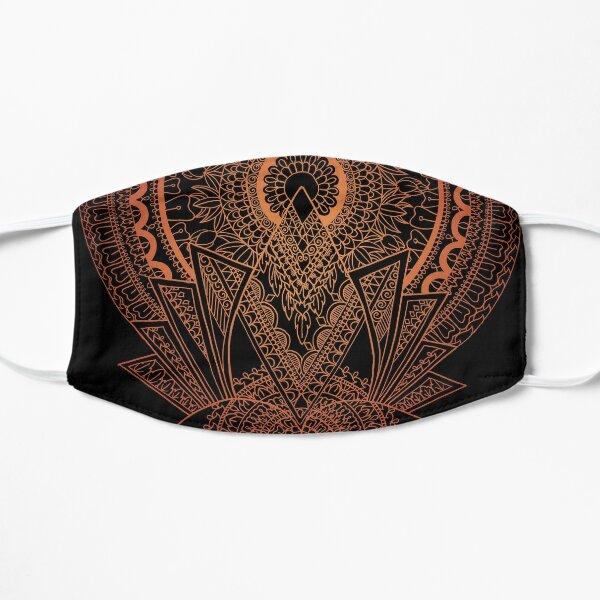 Reborn Lotus Mandala Black - By SimmyGhatt Mask