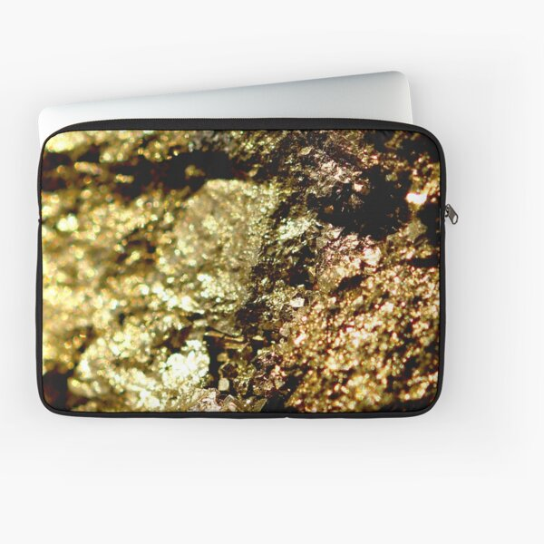 Fool's Gold Laptop Sleeve