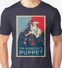 Nobody's Puppet T-Shirt
