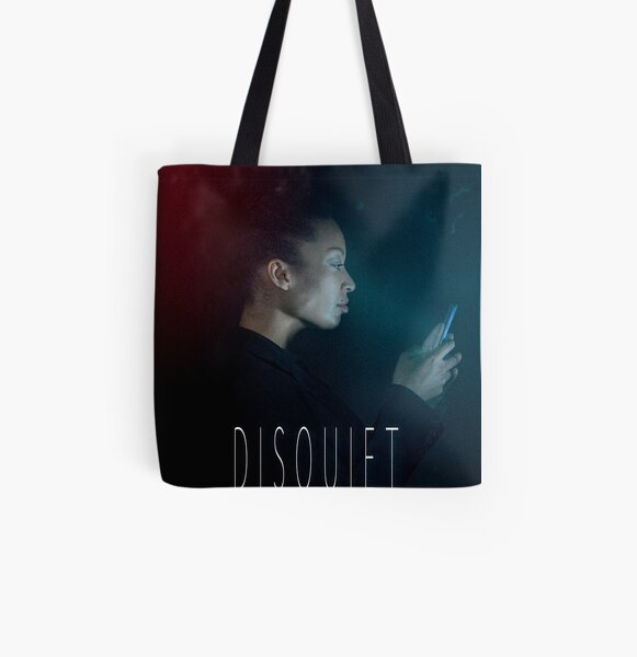Disquiet Short Film Official Poster All Over Print Tote Bag