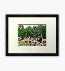 The Joy of Imagination, Role-Playing and Pretending... Framed Print