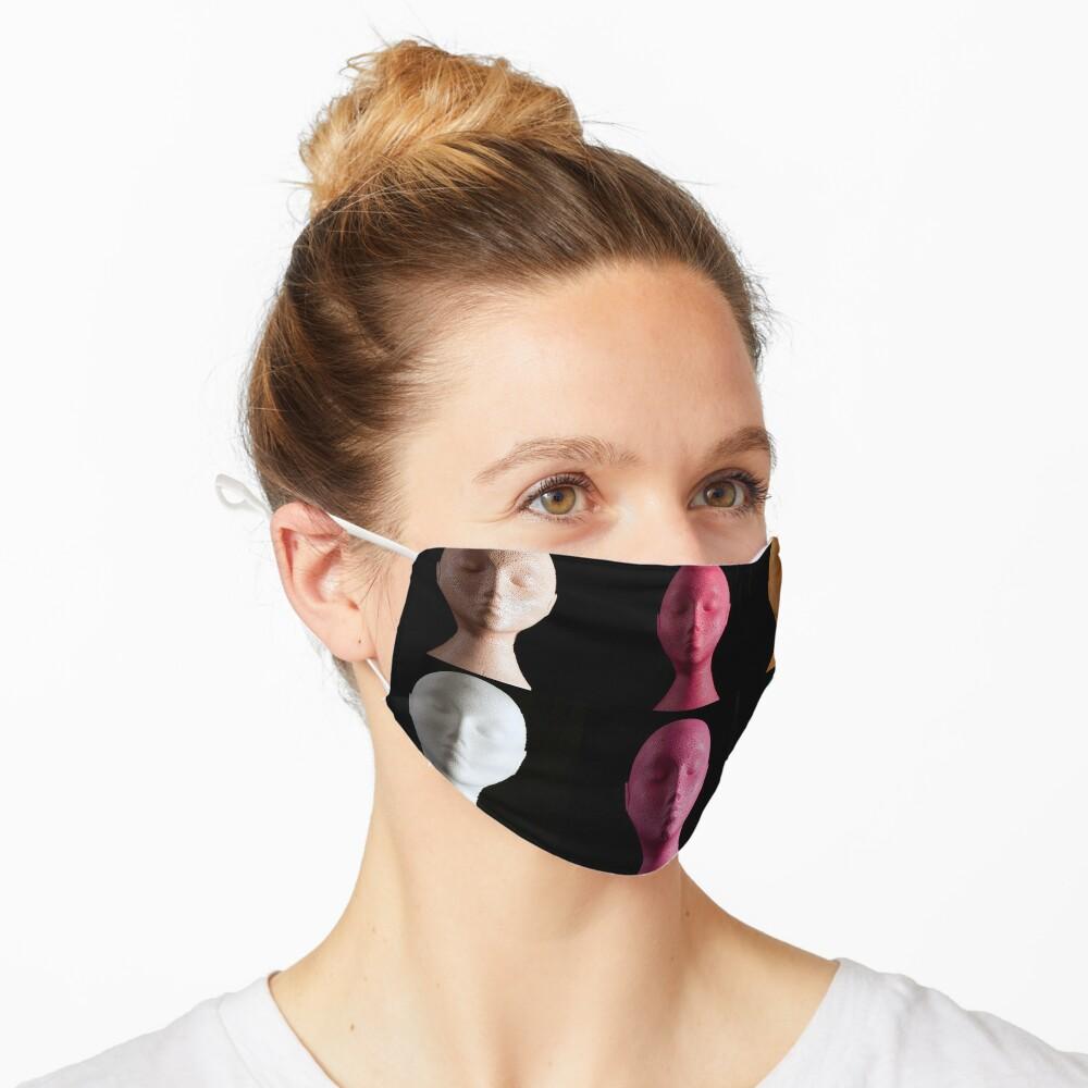 Polystyrene Heads - A Typology Mask