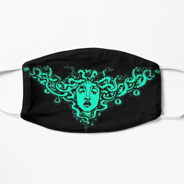 Athena's Aegis Armor black Flat Mask