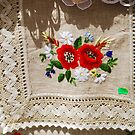 Embroidery and Lace by Lynnette Peizer