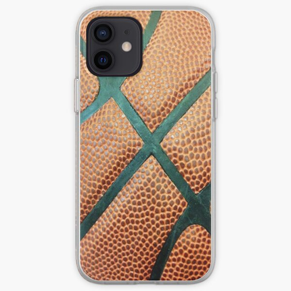 Basketball texture iPhone case 4/4s iPhone Soft Case