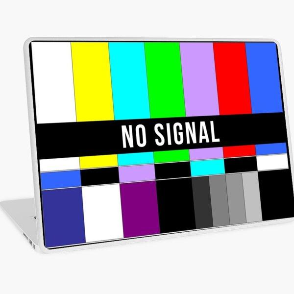 No Signal Laptop Skin