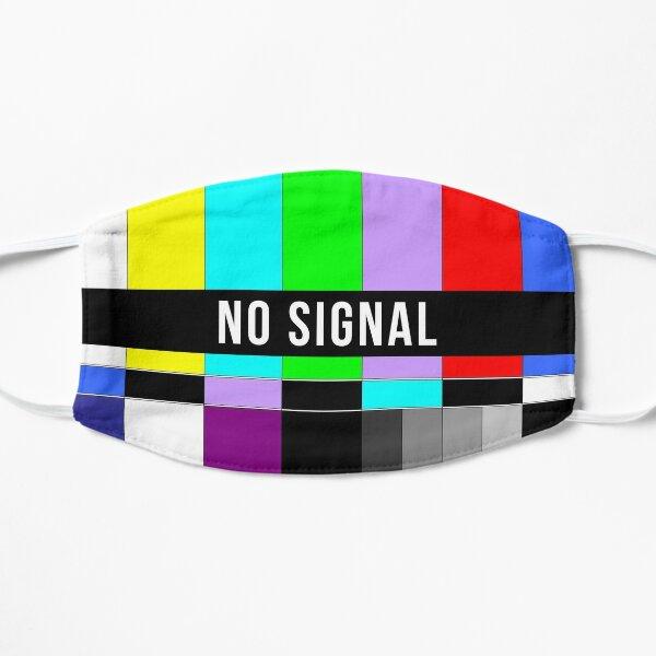 No Signal Flat Mask