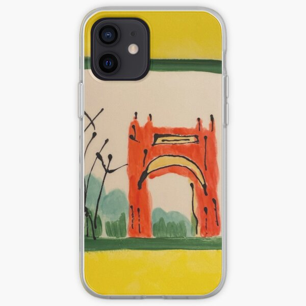 Arch in the Park iPhone Soft Case