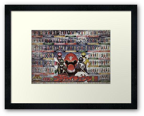 35 Rangers by thepan