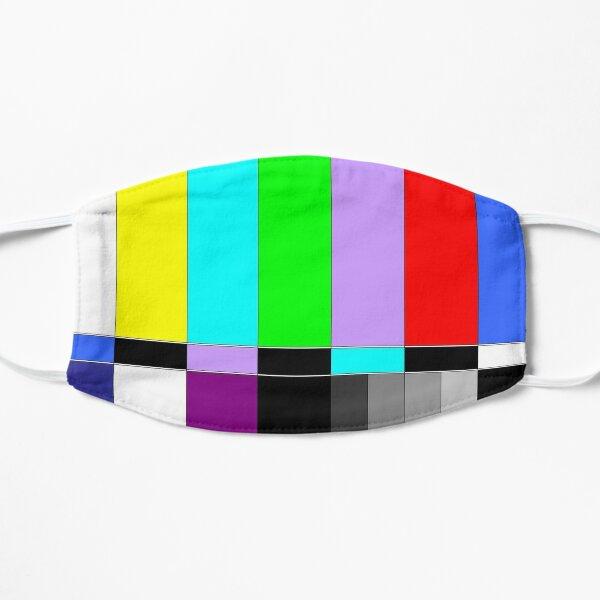 Retro No Signal Tv Mask